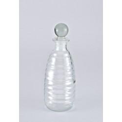 Γυάλινο Μπουκάλι Με Πώμα