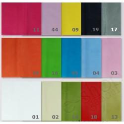 Τούλι Ελληνικό κομμένο Διάφορα χρώματα