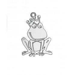 Μεταλλικός Κρεμαστός Βάτραχος
